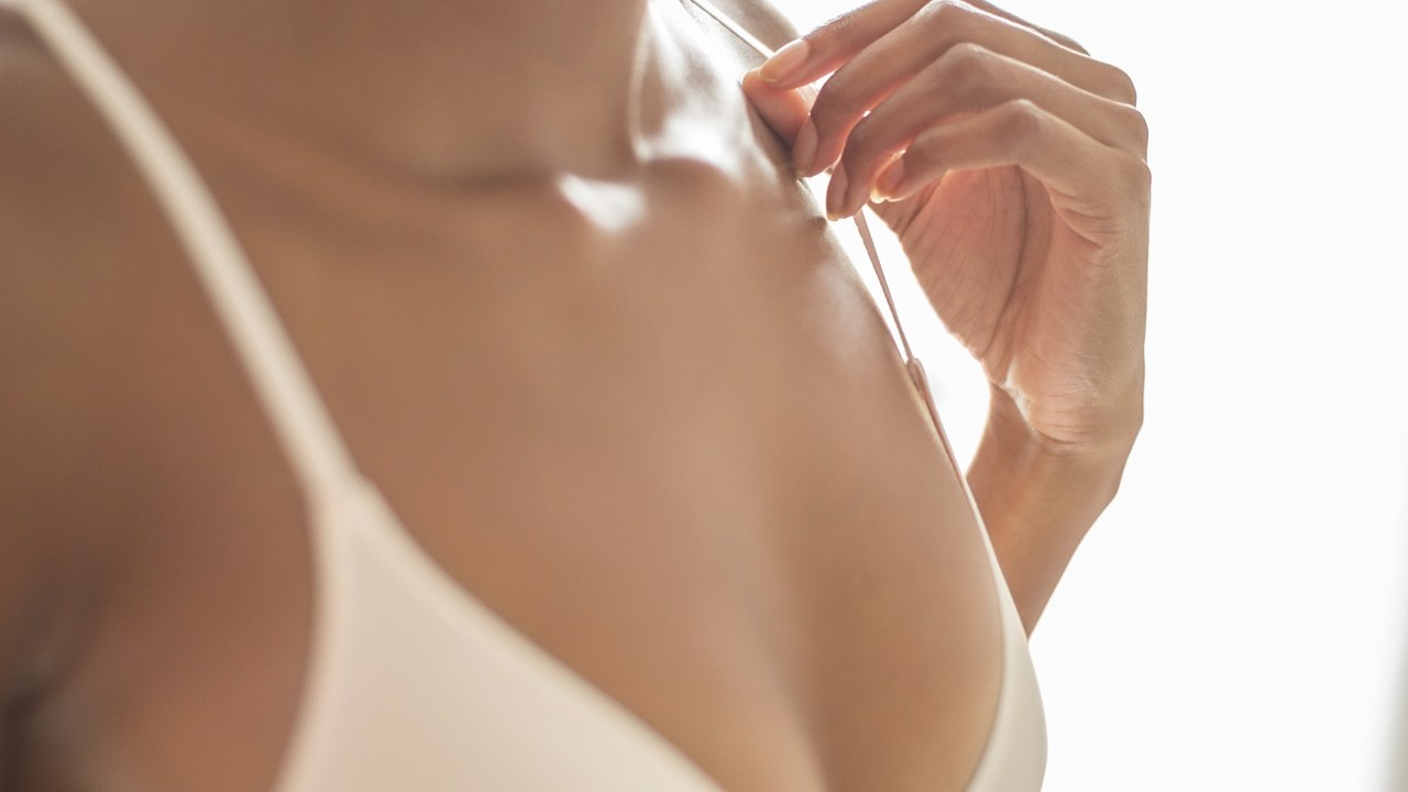démangeons des seins comment faire