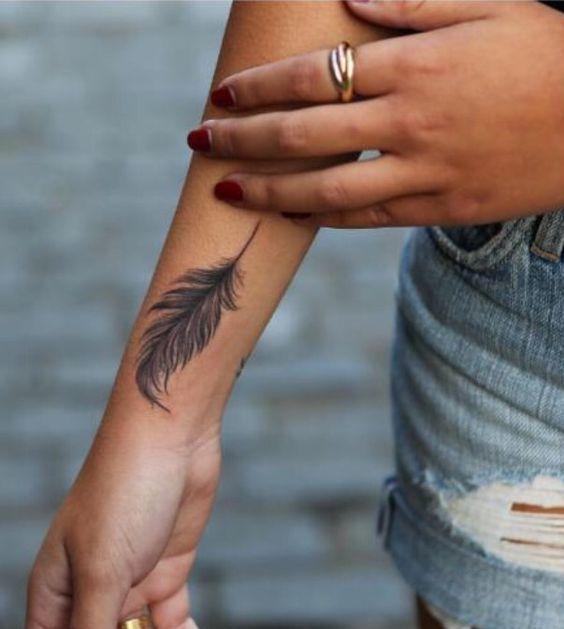 tatouage sexy poignet
