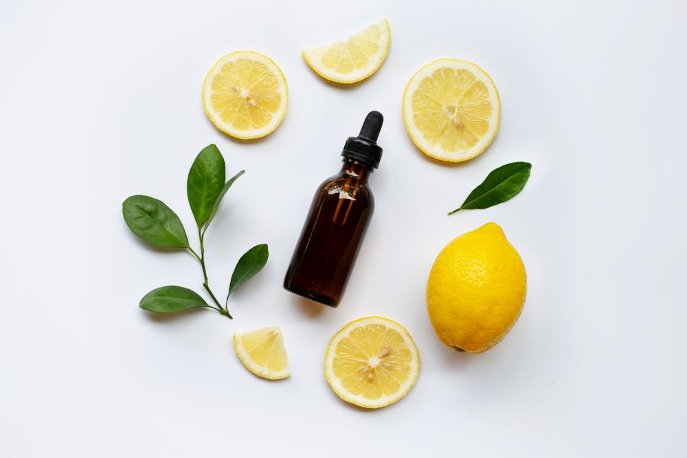 l'huile essentielle de citron pour maigrir
