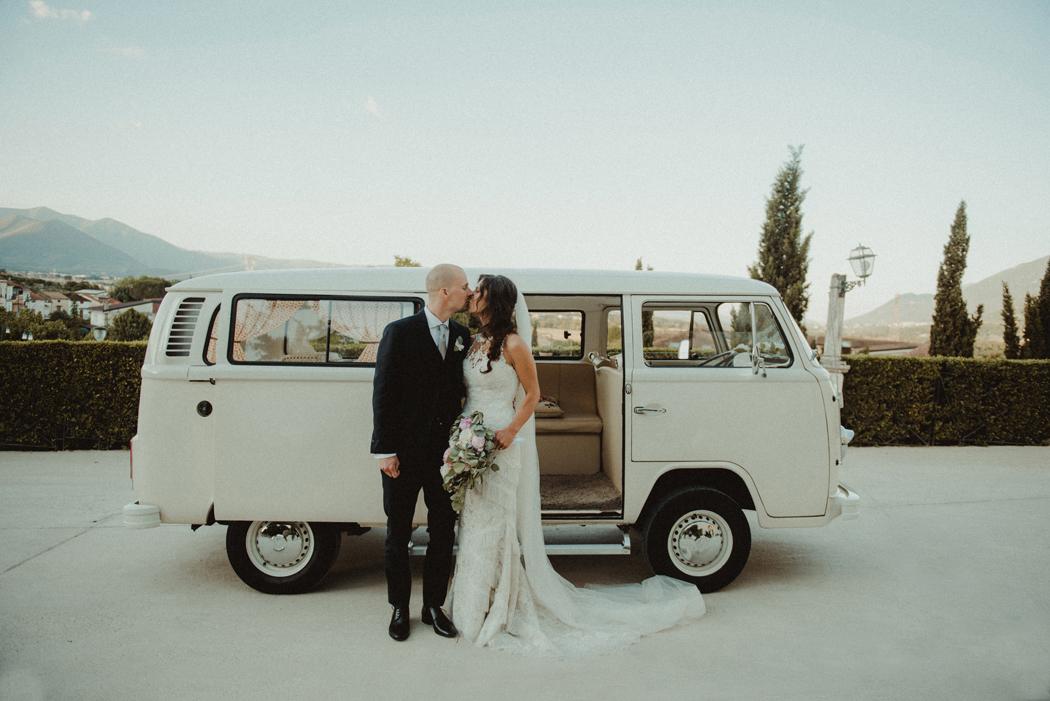 mariage boheme chic